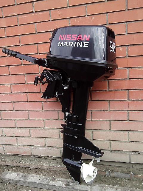 nissan marine (ниссан марин) ns 9.8 b