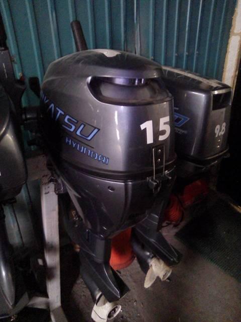 корейские лодочные моторы во владивостоке купить