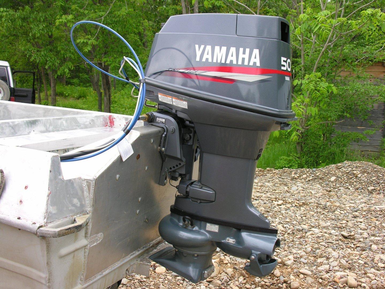 китайский лодочный мотор с водометом