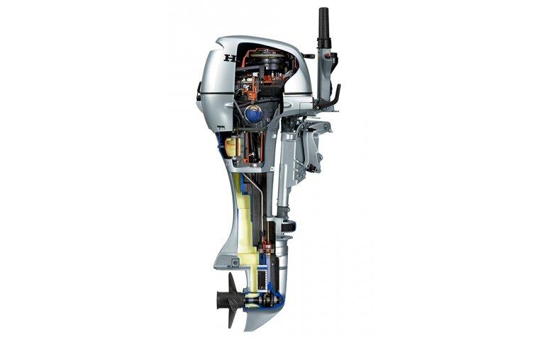 Лодочный мотор Honda BF 20 D3 SHU 4-х тактный