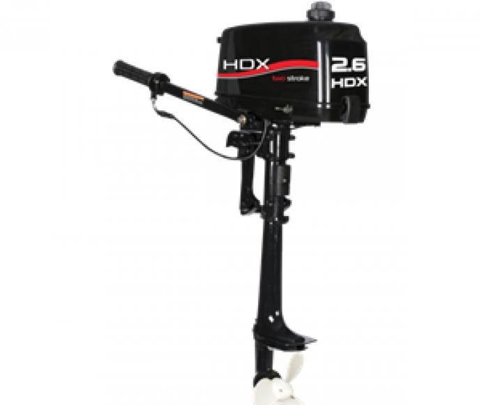 Лодочный мотор HDX T 2.6 CBMS 2-х тактный