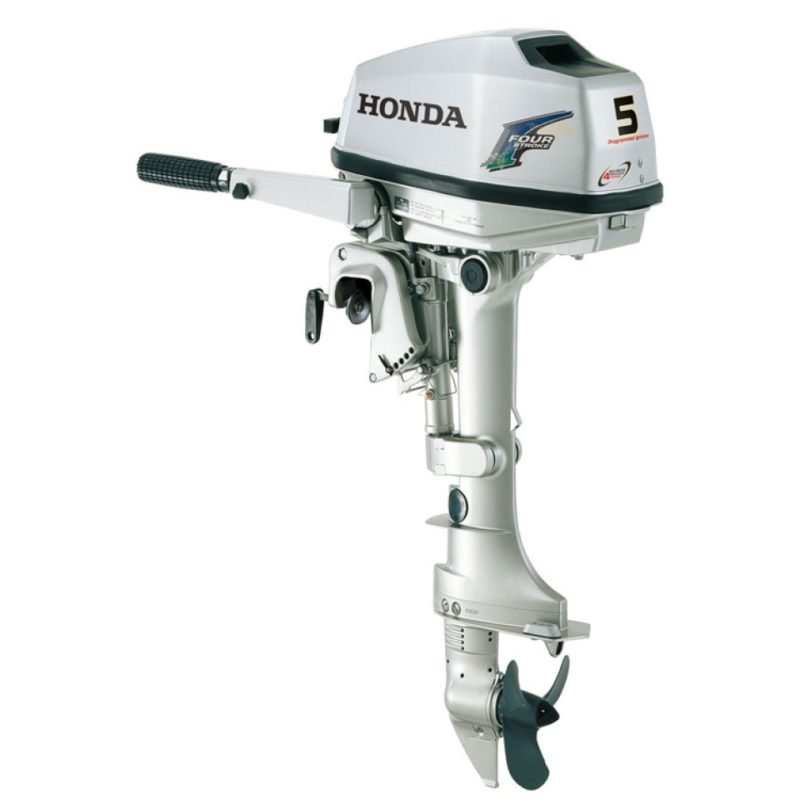Лодочный мотор Honda BF-5 л.с. 4-х тактный