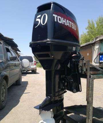 Лодочный мотор Tohatsu 50 л.с. 2-х тактный