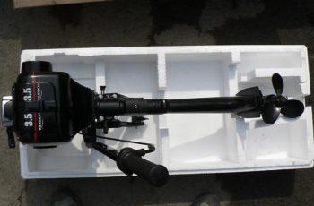 Лодочный мотор Hangkai M 3.5 HP 2-х тактный