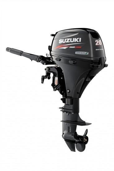 Лодочный мотор Suzuki DF20AS 4-х тактный