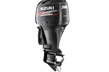 Лодочный мотор Suzuki DF 300 AP 4-х тактный