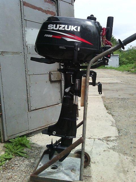 Лодочный мотор Suzuki DF6S 4-х тактный