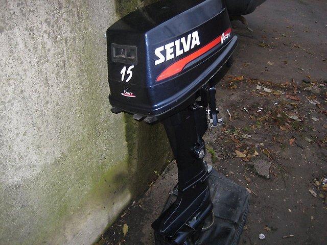Лодочный мотор Selva NAXOS 15 л.с.