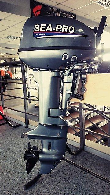 Лодочный мотор Sea Pro OTH 9.9 S