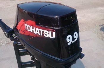 Лодочный мотор Tohatsu M 9.9 D2 S 2-х тактный