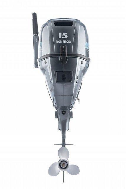 Лодочный мотор Mikatsu 15 л.с. 4-х тактный