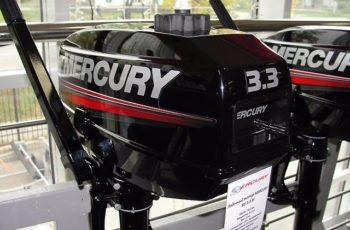 Лодочный мотор Mercury ME 3.3 M 2-х тактный