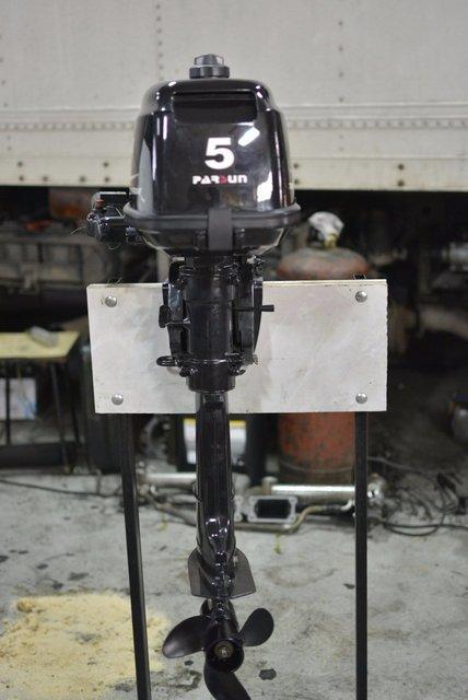 Лодочный мотор Parsun T 5 BMS