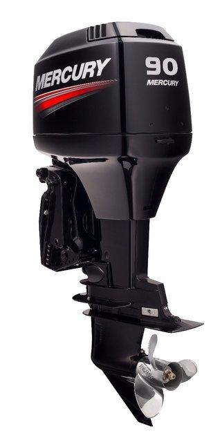 Лодочный мотор Mercury 90 л.с. ELPTO 2-х тактный