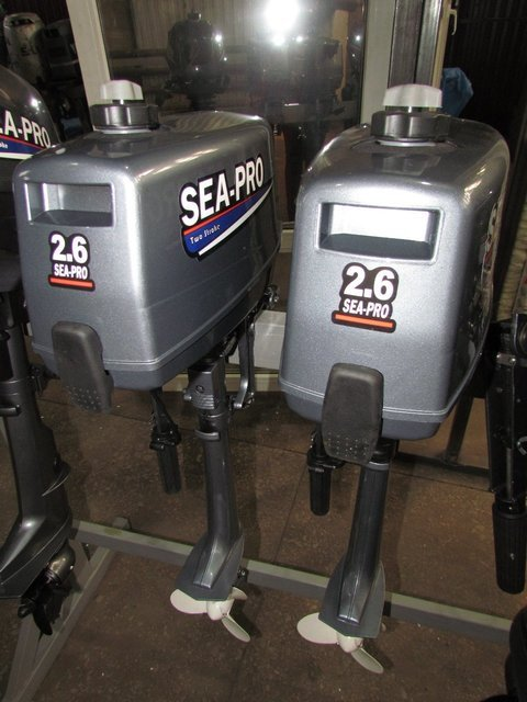 Лодочный мотор Sea Pro T 2.6 S
