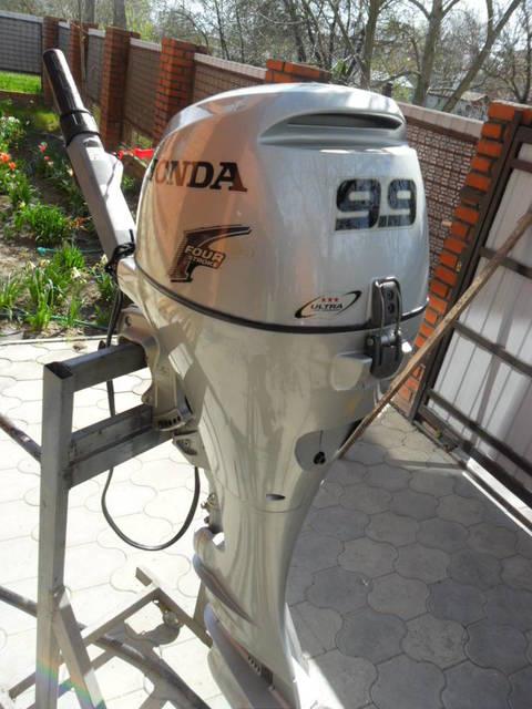 Лодочный мотор Honda 9.9 л.с. 4-х тактный