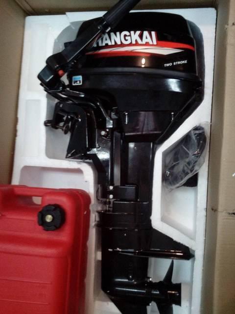 Лодочный мотор Hangkai 9.9 л.с. 2-х тактный