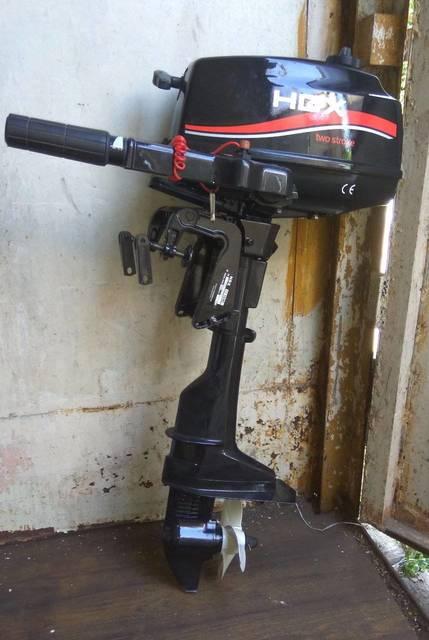Лодочный мотор HDX T 2.5 BMS