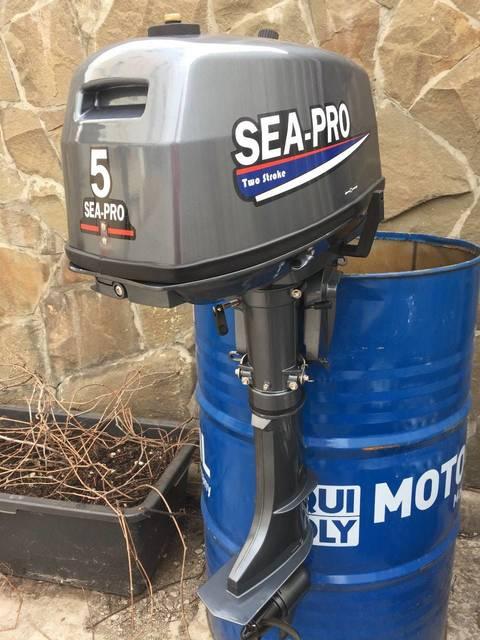 Лодочный мотор Sea Pro T5S