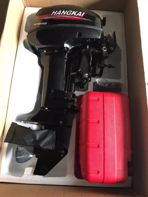 Лодочный мотор Hangkai 15 л.с.