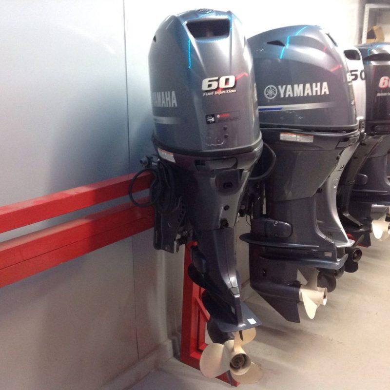Лодочный мотор Yamaha F60 FETL 4-х тактный