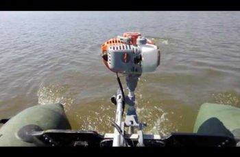 Лодочный подвесной мотор Carver MHT 3.8 S