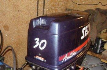 Лодочный мотор Selva ANTIBES 30 л.с.