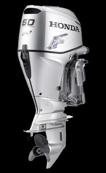 Лодочный мотор Honda BF 60 LRTU 4-х тактный