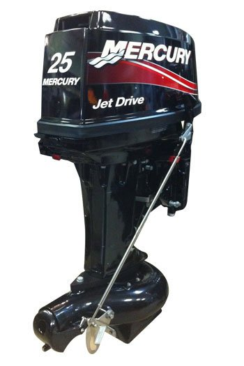 Лодочный мотор Mercury ME JET 25 ML 2-х тактный