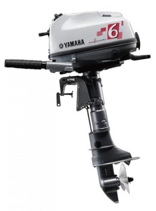 Лодочный мотор Yamaha F6CMHS 4-х тактный