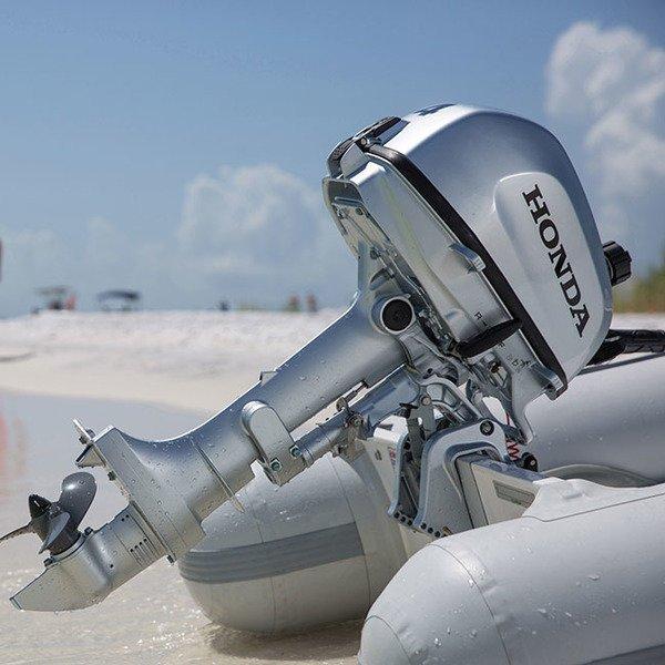 Лодочный мотор Honda BF 6 DH SHU 4-х тактный