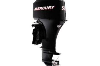 Лодочный мотор Mercury 50 л.с. 4-х тактный