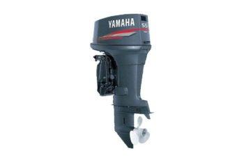 Лодочный мотор Yamaha 55 BEDS 2-х тактный