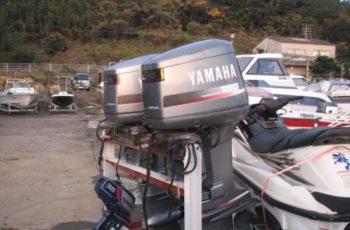 Лодочный мотор Yamaha 150 л.с. 2-х тактный