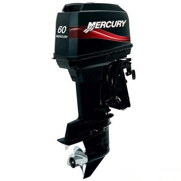 Лодочный мотор Mercury 60 л.с. 2-х тактный