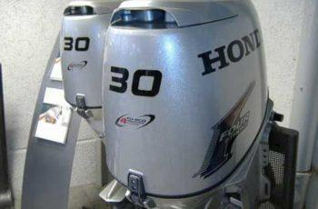 Лодочный мотор Honda BF 30 D4 SRTU 4-х тактный
