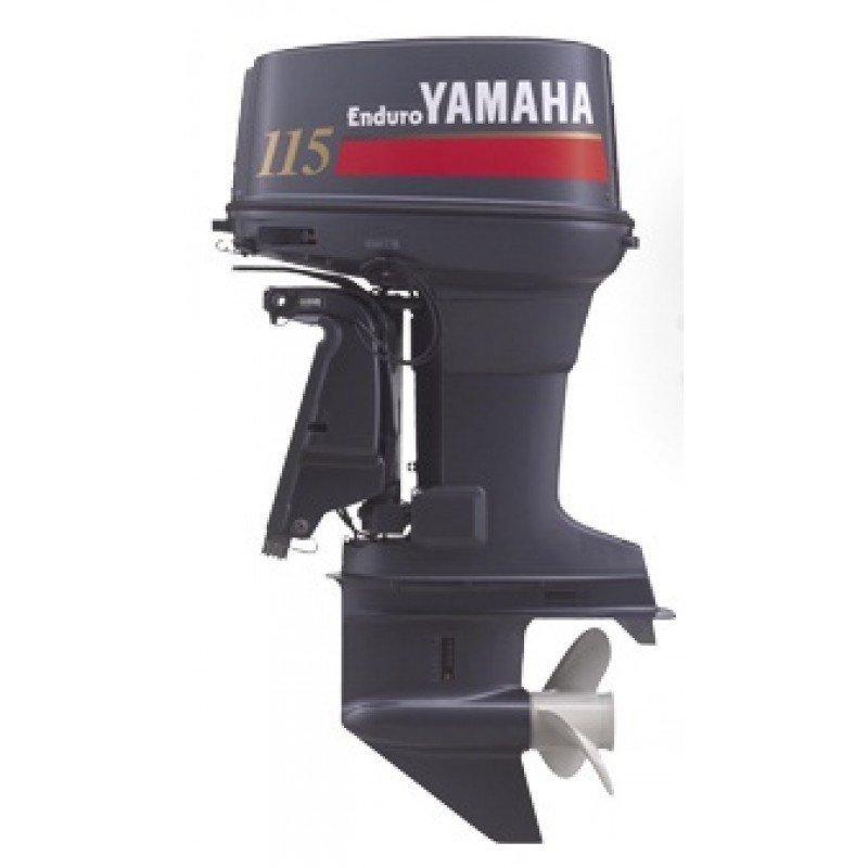 Лодочный мотор Ямаха 115 л.с. 2-х тактный