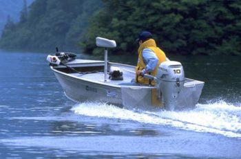 Лодочный мотор Honda BF 10 D4 SHU 4-х тактный