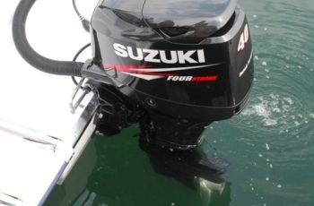 Лодочный мотор Suzuki DF 40 л.с. 4-х тактный