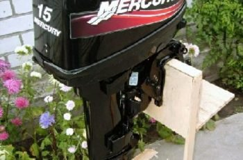 Лодочный мотор Mercury ME 15 M 2-х тактный