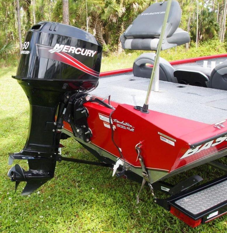 Лодочный мотор Mercury 50 л.с. 2-х тактный