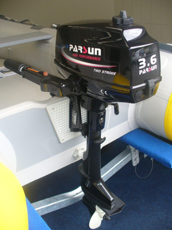 Лодочный мотор Parsun T 3.6 BMS 2-х тактный