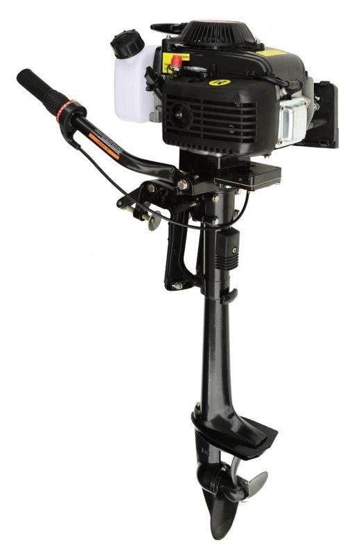 Лодочный мотор Шмель 3.6 л. с. 4-х тактный