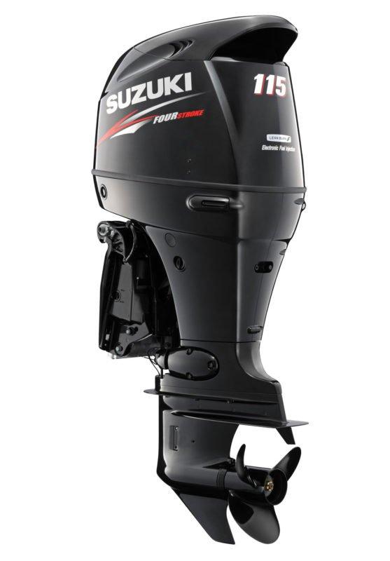 Лодочный мотор Suzuki DF 115 ATL 4-х тактный