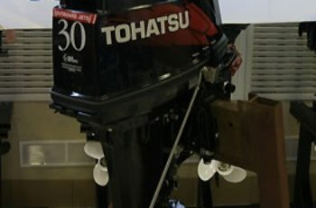 Лодочный мотор Tohatsu 30 л.с. 2-х тактный