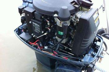 Лодочный мотор Yamaha 60 FETOL 2-х тактный