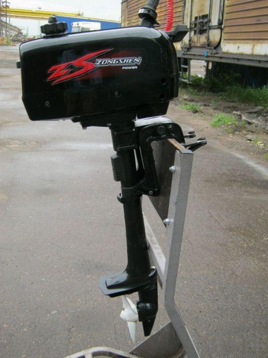 Лодочный мотор Zongshen T 2 BMS