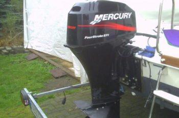 Лодочный мотор Mercury 40 л.с. 4-х тактный