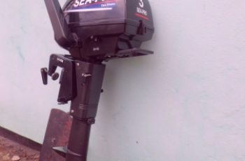 Лодочный мотор Sea Pro 3 л.с. 2-х тактный
