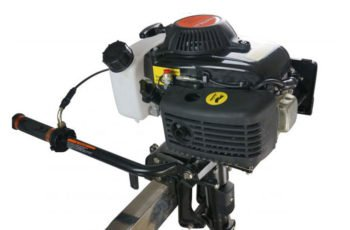 Лодочный мотор Hangkai F 3.6 HP 4-х тактный